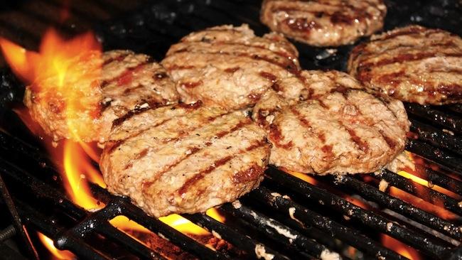 Cucinare Carne Alla Griglia è Dannoso Per La Salute
